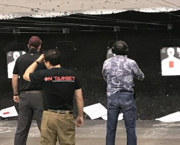 On Target Range – Orange County's Premier Shooting Range